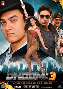 Dhoom: 3 (Dubbed)